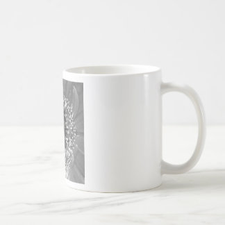 Black And White Floral Photography Mugs