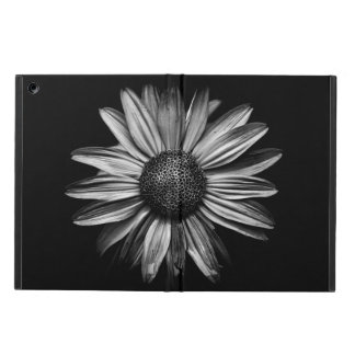 Black And White Flowers 18 iPad Air Covers