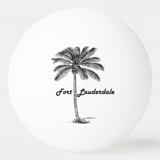 Black and White Fort Lauderdale & Palm design