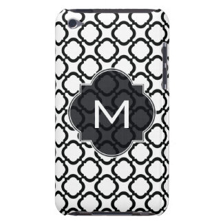 Black and White Geometric iPod Touch Cover