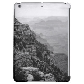 Black and White Grand Canyon I-pad Case