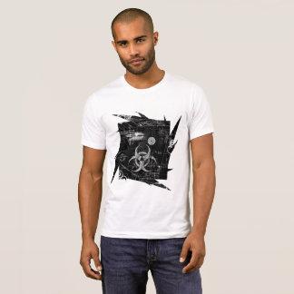 Black and White Grunge Alternative T-Shirt