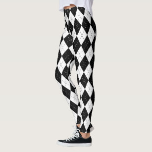 1ee380bd80802 Women's Harlequin Leggings & Tights | Zazzle AU