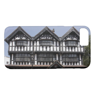 Black and White house in Hereford souvenir photo iPhone 8/7 Case