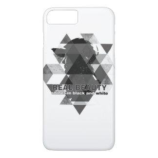 black and white iPhone 8 plus/7 plus case