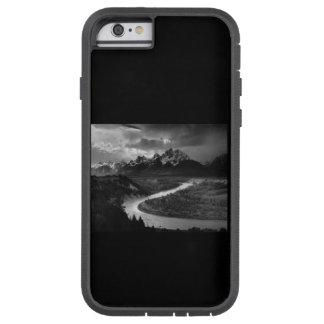 black and white landscape phone case tough xtreme iPhone 6 case
