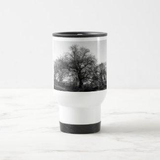 Black and White Landscape Photo Mug