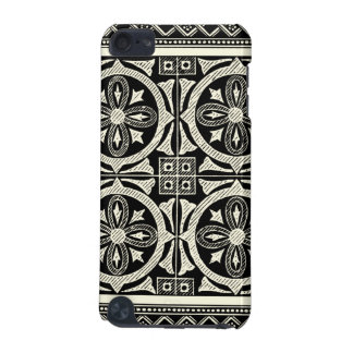 Black and White Mandala Motif by Vision Studio iPod Touch 5G Cover