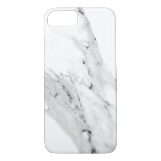 Black and white marble iPhone 8/7 case