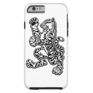 Black and White Mojo Tiger Case