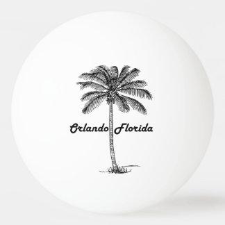 Black and White Orlando & Palm design