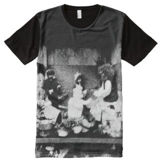 Black and white photo All-Over print T-Shirt