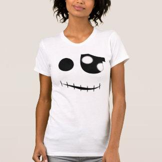 Black and White Pirate eye Tee Shirts