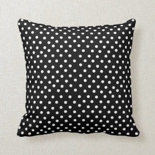 Black And White Spots Cushions Decorative Amp Throw