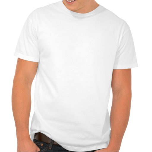Black and White Polka Dots; Fencing T-shirt
