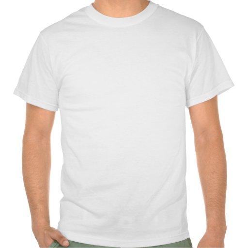 Black and White Polka Dots Monogram T Shirts