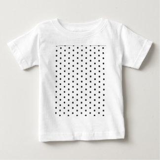 Black and White Polka Dots Tshirt