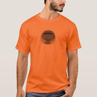 black and white reset T-Shirt