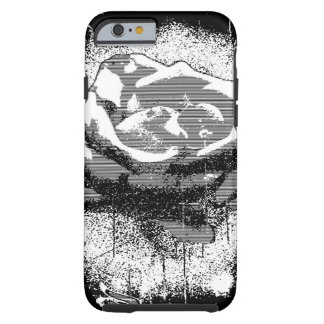 Black And White Rose Fine Art Tough iPhone 6 Case