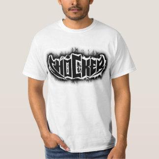 Black and White Shocker T Shirts