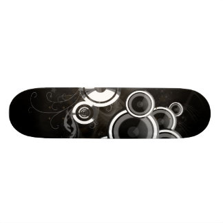 Black And White Skate Boards