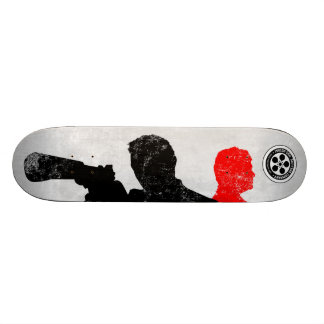 Black and White Skateboard Decks