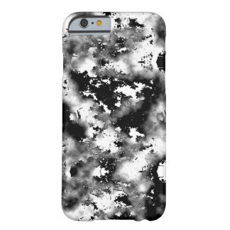 Black And White Spots iPhone 6/6s Case