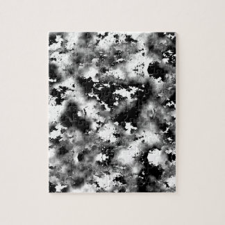 Black And White Spots Puzzle