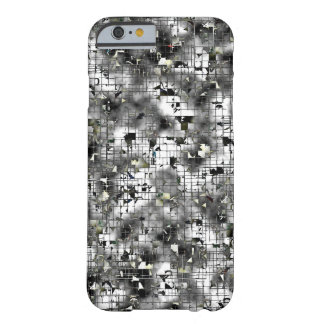 Black And White Squares iPhone 6/6s Case