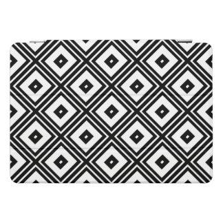 Black and White Squares Pattern 10.5 iPad Pro Case