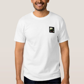 Black and White Stallion Tee Shirt