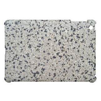 Black and White Stones Texture Case For The iPad Mini