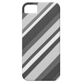 Black and white striped phonecase barely there iPhone 5 case