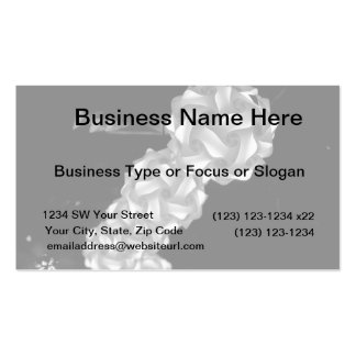 black and white swirly lights neat abstract business card templates