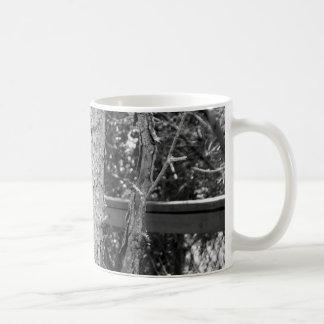 Black and White Tree Nature Photo Coffee Mug