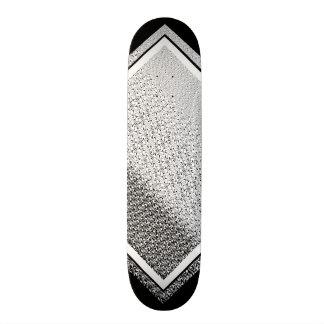 Black and White Tribal Pattern Customizable Deck 1 Skateboards