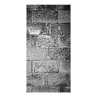 Black and White Wall Digital Art Photo Cards