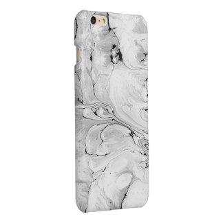 black and white water texture design, marbling pap