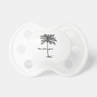 Black and white West Palm Beach & Palm design Dummy