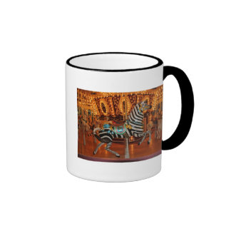 Black and White Zebra Products Mugs
