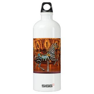 Black and White Zebra SIGG Traveller 1.0L Water Bottle