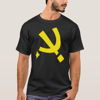 Black and Yellow Logo Shirt