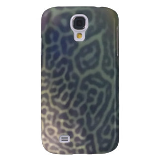 Black and Yellow Pattern Samsung Galaxy S4 Case