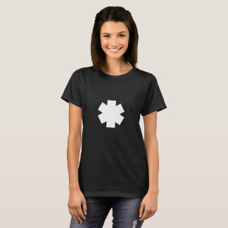 Black Asterisk Women's T-Shirt