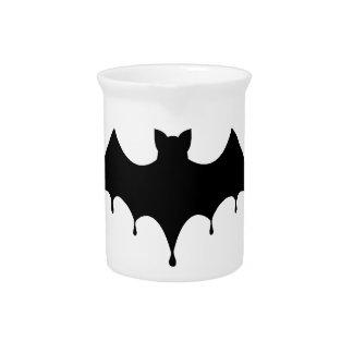 Black Bat Pitcher