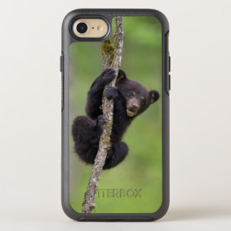 Black bear cub playing, Tennessee OtterBox Symmetry iPhone 8/7 Case