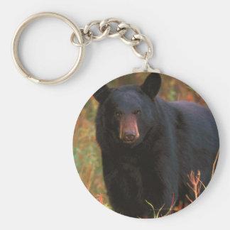 Black Bear Key Ring