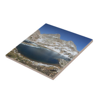 Black Bear Lake - Sierra Ceramic Tile