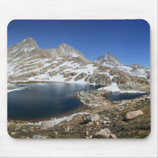 Black Bear Lake - Sierra Mouse Pad