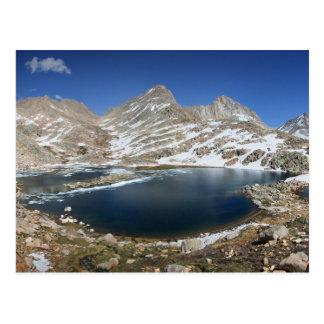 Black Bear Lake - Sierra Postcard
